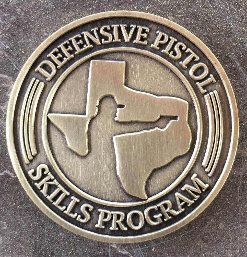 Defensive Pistol Program