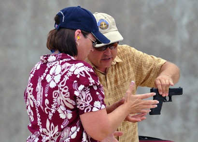 how to become a gun safety instructor